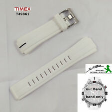 Timex Ersatzarmband T49861 - Uhr Ersatz Austausch Wechsel Original E-Tide & Temp
