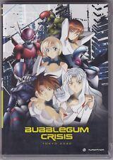 Bubblegum Crisis Tokyo 2040 - Anime Classics (DVD, 2015, 4-Disc Set)