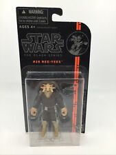 Ree-Yees #28  Star Wars The Black Series 3.75? (Bubble Is Coming Off Card)