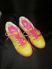 EUC Athletech Willow 2 Size 6.5 Lemon Yellow Womens Sneakers