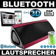 Bluetooth Box für Handy, iPhone,PC, iPad DSP 3D ULTRA-BASS Funk Mp3 Lautsprecher