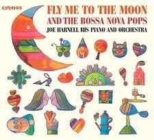 Joe Harnell: Fly Me To The Moon + More Bossa Nova Pops (2 Lps On 1 Cd)