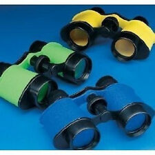 Plastic Binoculars Novelty Toys Prizes (each) Assorted Colors May Vary