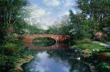 Carolina Spring by Larry Dyke Landscape Open Edition Print