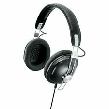 Panasonic RP-HTX7 Headband Retro Headphones - Black