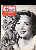 Cine-Roman Le Magazine du Cinema- Linda Darnell August 28 1949
