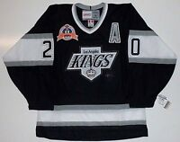 LUC ROBITAILLE LOS ANGELES KINGS 1993 STANLEY CUP CCM VINTAGE JERSEY NEW