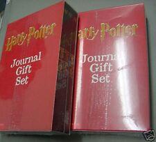 2 SETS Harry Potter Journal Gift Set of 3 Books SEALED
