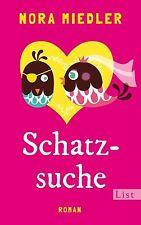 Schatzsuche von Nora Miedler (2013, Taschenbuch) UNGELESEN