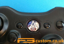 Custom XBOX 360 * ASSASSIN'S CREED 3 logo * guide bouton