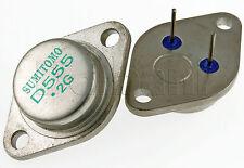 5pcs 2SD555 Original  Sumitomo Silicon NPN Triple Diffused Transistor D555 5pcs