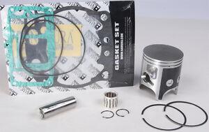1996-1997 Suzuki RM250 Namura Top End Rebuild Piston Kit Rings Gaskets Bearing