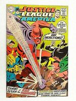DC Comics. Justice League of America # 64. First Red Tornado. 1968. 12¢ Cover.
