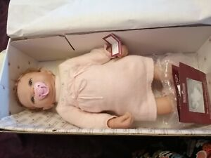Ashton Drake Galleries Baby Emily A 'So Truely Real' Doll with box