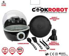 Cook Robot Healthy Air fryer Multifunction 1230 W 6 Set peice
