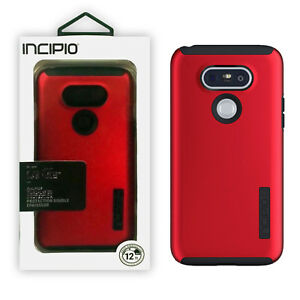 Incipio DualPro Dual Layer Impact Absorbing Rugged Protection Case for LG G5