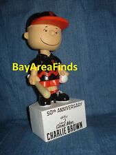 San Francisco Giants 2017 Special Event Charlie Brown Bobblehead with soundchip