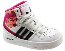 Chaussures blanches adidas pour fille de 2 à 16 ans