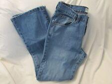 """Ladies """"Levi's"""" Size 12M (W32 X L30.5) Lt. Blue, Nouveau, Boot Cut, 515 Jeans"""