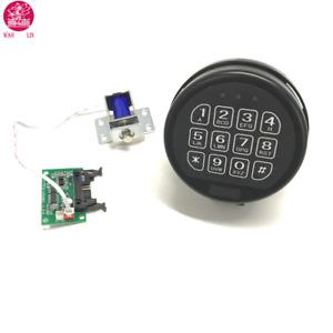 Keypad Gun Safe Lock for Stack-On Elite / DIY Electronics Replacement Lock 1 SET