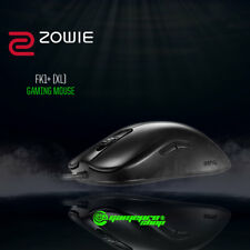 ZOWIE FK1+ Ambidextrous Optical Mouse for e-Sports Gaming by BenQ / Black