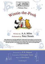 Winnie the Pooh by A A Milne (CD-Audio, 2004)