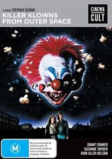 Killer Klowns From Outer Space (DVD, 2015)  very good condition like new