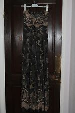 Therapy Long Maxi Summer Party Dress size 12/14 Large
