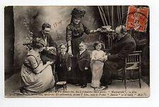 LE CIRQUE et ses thémes : NAINS Liliputiens Margarita, deniso et mah