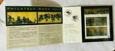 Japan Stamp Philatelic Week 2017 Stamp Booklet MNH OG VF factory - sealed