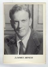 figurina ATTORI I MITI DI HOLLYWOOD NUMERO 2 JAMES ARNESS