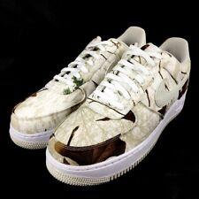 Nike Air Force 1 '07 LV8 3 Casual Shoes White/Light Bone AO2441 100 Mens Size 12