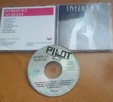 HYBRID ICE - NO RULES CD USA @ STRANGER TOTO AOR 1987 FAR CORPORATION