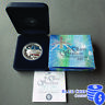 2007 $1 Australian Antarctic Territory Davis Station 1oz Silver Proof Coin