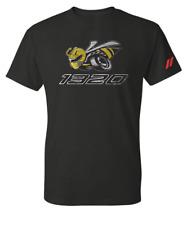 New Men's Dodge Angry Bee 1320 T-Shirt T Shirt Short Sleeve Black X Large Mopar