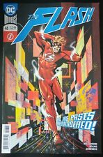 FLASH #46a (2018 DC Universe Comics) ~ VF/NM Book