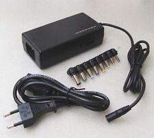 ALIMENTATORE CARICA UNIVERSALE NOTEBOOK PER PC ACER ASUS HP DELL 8 plug JT-4096