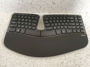 Microsoft Sculpt Ergonomic Wireless Keyboard 1559 ( KEYBOARD AND RECEIVER ONLY)