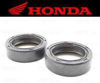Set of (2) Honda Front Fork Oil Seal (See Fitment Chart) #51490-GAA-305