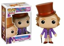 Funko Pop Vinyl Movies #253 Willy Wonka & The Chocolate Factory Figure
