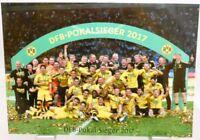 Borussia Dortmund + DFB Pokal Sieger 2017 + Fan Big Card Edition F180 +