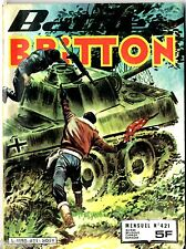 ¤ BATTLER BRITTON n°421 ¤ 1982 IMPERIA
