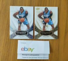 2008-09 08-09 Upper Deck Exquisite base and Gold Dwight Howard /125 /50