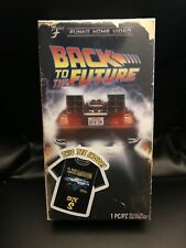 NEW Funko Home Video Back to the Future Shirt VHS Size Small Target Exclusive