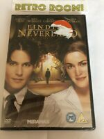 Finding Neverland (DVD, 2011) New & Sealed - Available @ Retro Room 1982