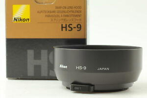 [Top MINT in Box] Nikon HS-9 Lens Hood 52mm Snap-On for 50mm f1.4 AIS From JAPAN
