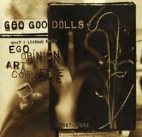 GOO GOO DOLLS what i learned about ego, opinion, art & commerce (CD compilation)