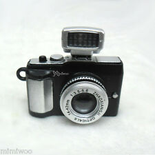 Super Dollfie SD 1/3 1/4 Bjd Doll Miniature Mini Camera w Sound & Light (BLACK)
