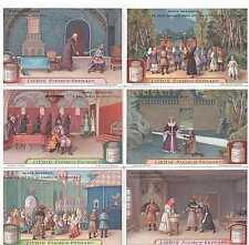 """Liebig Bilder Serie 951 """"Boris Godünow"""" Deutsch"""