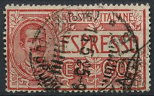 Italy 1922 SG#E129, 60c Express Letter Stamp Used #D8898